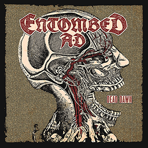 Entombed AD - Dead Dawn - CD