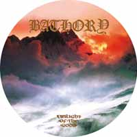 Bathory - Twilight Of The Gods - Pic-LP