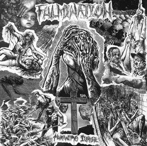 Fulmination - Humanitys Dirge - LP