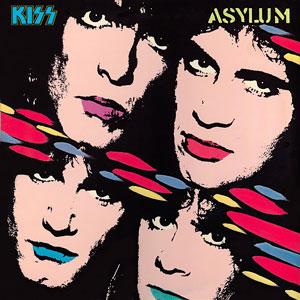 Kiss - Asylum - LP