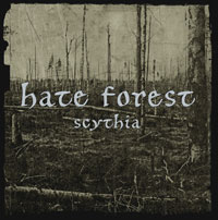 Hate Forest - Scythia - LP