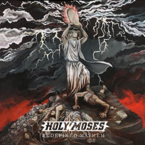 Holy Moses - Redefined Mayhem - LP
