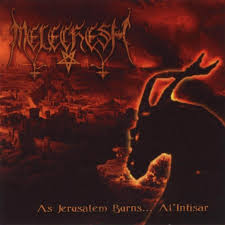 Melechesh - As Jerusalem Burns AlIntisar - LP