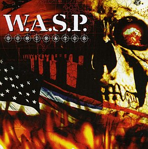 WASP - Dominator - LP