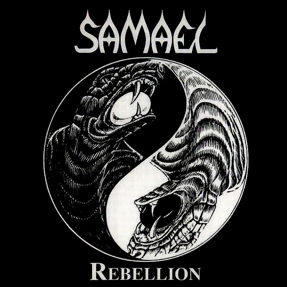 Sound Of Records Samael Rebellion Lp