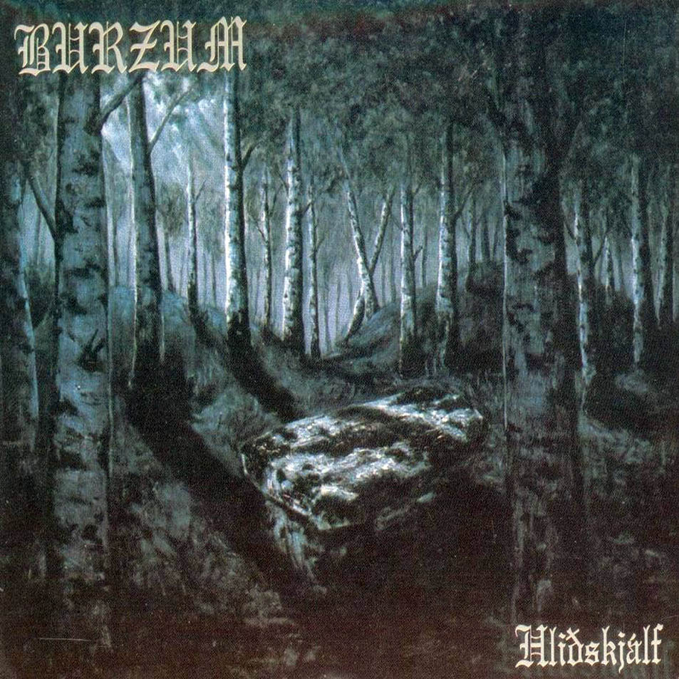 Burzum Dauði Baldrs - Burzum and Gorgoroth [From Split]