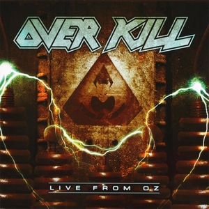 Overkill - Live From Oz - Blå 10