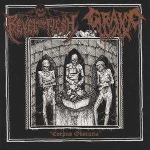 Revel In Flesh - Grave Wax - Corpus Obscuria - 7
