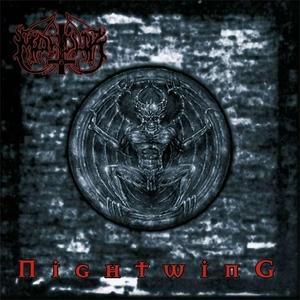 Marduk - Nightwing - Vit LP