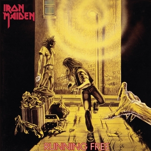 Iron Maiden - Running Free - 7