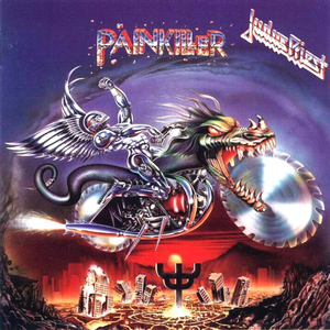 Judas Priest - Painkiller - LP