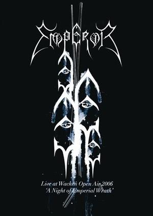 Emperor - Live At Wacken Open Air 2006 - DVD