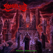Sacramental Blood - Ternion Demonarchy - CD