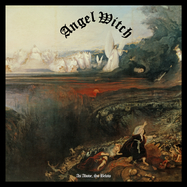 Angel Witch - As Above So Below - LP