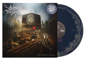 Cattle Decapitation - The Harvest Floor - Blue-Grey LP