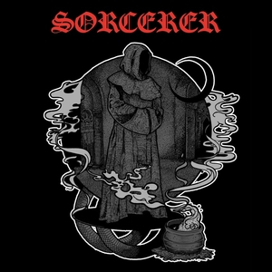 Sorcerer - Sorcerer - Splatter LP