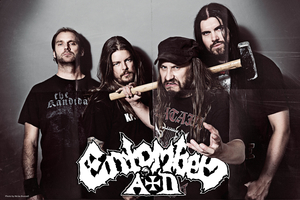 Entombed AD - Back To The Front - LP