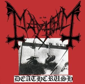 Mayhem - Deathcrush - Clear LP