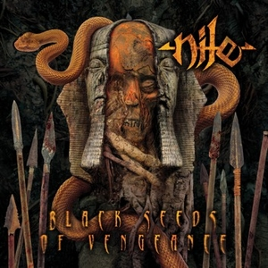 Nile - Black Seeds Of Vengeance - Merge LP