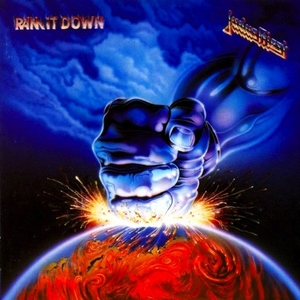 Judas Priest - Ram It Down - Grå LP
