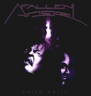 Fallen Angel - Faith Fails - LP