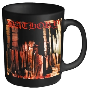 Bathory - Under The Sign Of The Black Mark - kopp