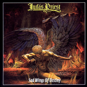 Judas Priest - Sad Wings Of Destiny - LP