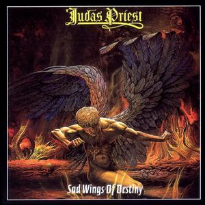 Judas Priest - Sad Wings Of Destiny - LP