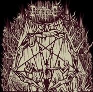 Disrupted - Morbid Death - Röd/Svart haze LP