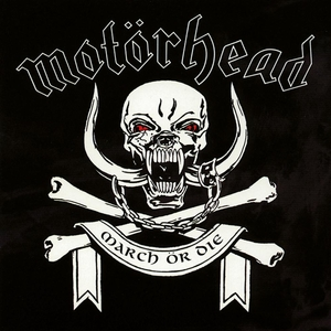 Motörhead - March Ör Die - LP