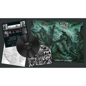 Protector - Cursed And Coronated - LP