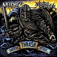 Arsenite - Zodiac Ciphers - Swedish Thrash Attack - LP