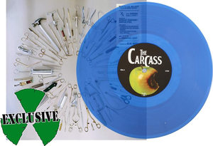 Carcass - Surgical Remission - Surplus Steel - Blue 10