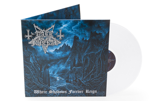 Dark Funeral - Where Shadows Forever Reign - Clear LP - SoR exklusiv