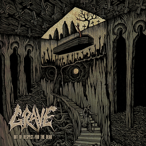 Grave - Out Of Respect For The Dead - LP