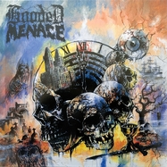 Hooded Menace - Labyrinth Of Carrion Breeze - LP