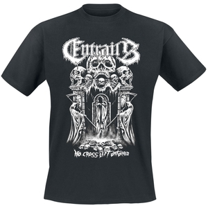 Entrails - No Cross Left Unturned - t-shirt