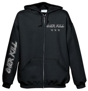 Overkill - Armory - zip-hoodie