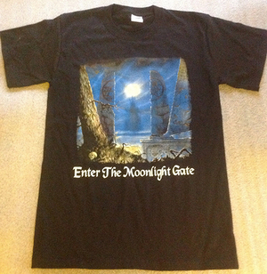 Lord Belial - Enter The Moonlight Gate - t-shirt