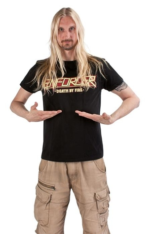 Enforcer - Death By Fire - t-shirt