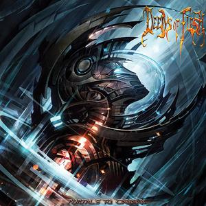 Deeds Of Flesh - Portals To Canaan - LP kantstött