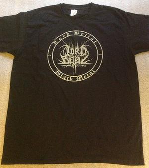 Lord Belial - Silver Logo - t-shirt