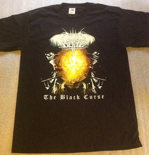 Lord Belial - The Black Curse - t-shirt