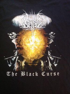 Lord Belial - The Black Curse - t-shirt