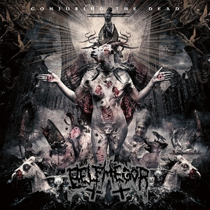 Belphegor - Conjuring The Dead - Silver LP