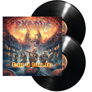Exodus - Blood In Blood Out - LP