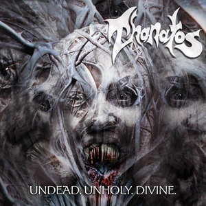 Thanatos - Undead Unholy Divine - LP