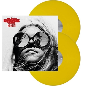 Kadavar - Berlin - Yellow LP