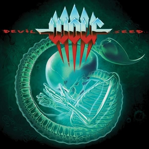 Wolf - Devil Seed - CD-Digi-ltd