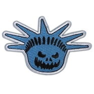 Helloween - Pumpkin Cut-Out - patch